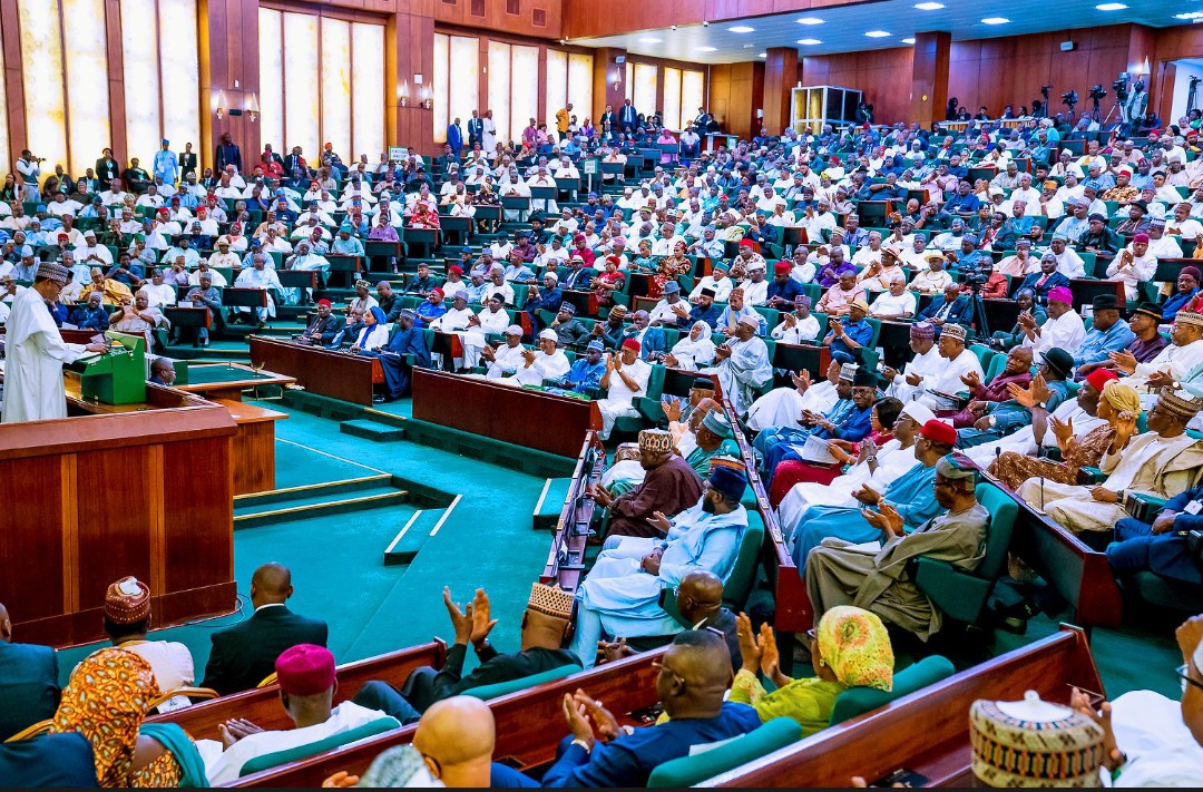 President Muhammadu Buhari presented a spending plan of N10.3 trillion to the National Assembly, making the 2020 budget the country's highest ever.