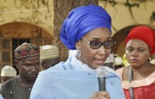 Minister of Humanitarian Affairs, Disaster Management and Social Development, Sadiya Farouq
