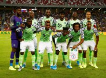 Super Eagles Vs Brazil
