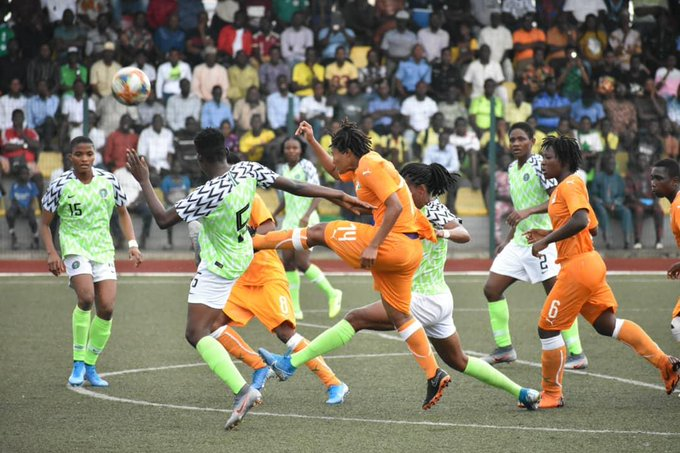 Super Falcons Olympic Dreams over