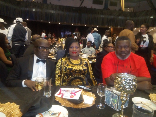 Actors, filmmakers and other key players in Nollywood, on Friday night lit up the world premiere of the acclaimed star-studded blockbuster movie,
