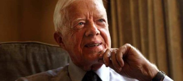 Jimmy Carter turns 95 years old Oct. 1, making him the longest living president.(Los Angeles Times)