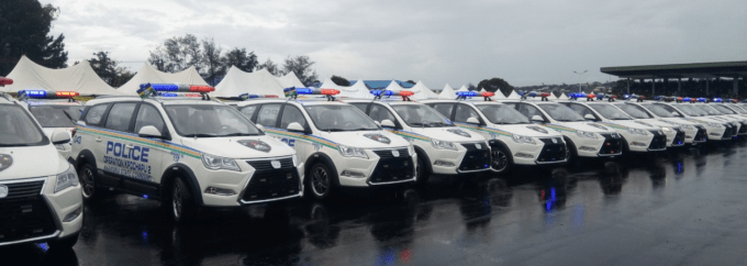 Gov. Obiano donates patrol vehicles, gadgets to security agencies