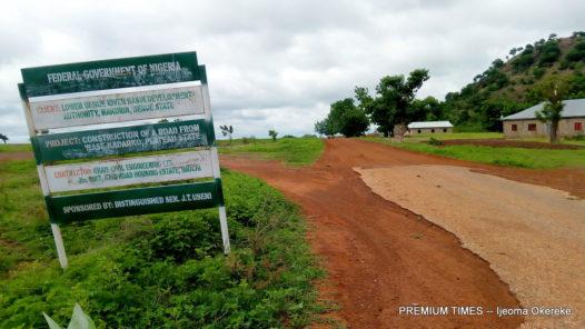Graded road by Gen-J.T Useni