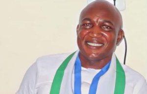 David Lyon, winner of the Bayelsa State 2019 governorship election