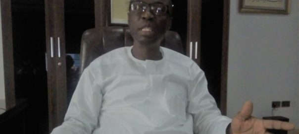 Managing Director/CEO, MATRIX Group,, Adisa Aliu