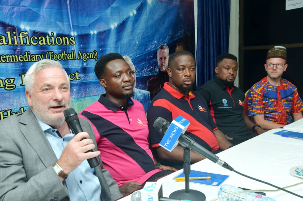 Football agents in Nigeria tasked on trafficking, other vices