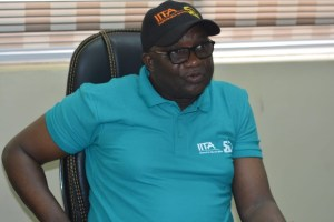 Philip Idinoba, AfricaRice