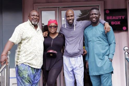 Akin Lewis, Funke Akindele, Ikechukwu, Seyi Law