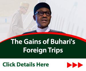 Buhari trips