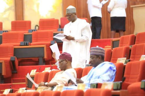 Nigeria Senate seek more funding for NCDC