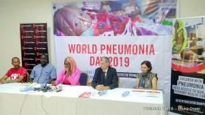 The Press release on World Pneumonia day