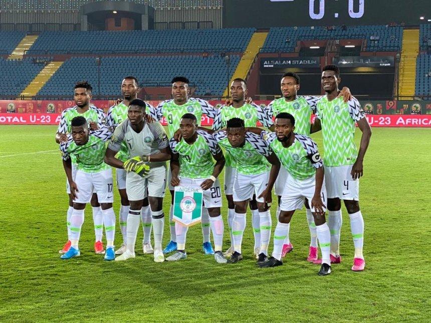 Nigeria U23 football team