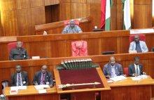 Senators in Plenary