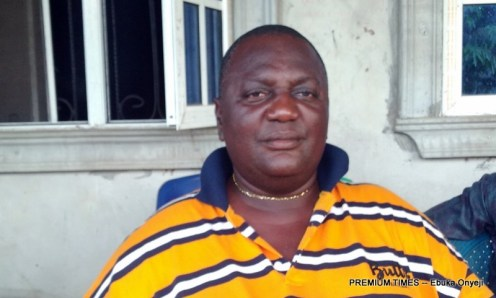 Goddey Niweigha, the community development chairman of Odi town