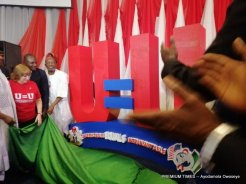 The unveiling of the U=U HIV campaign in Abuja