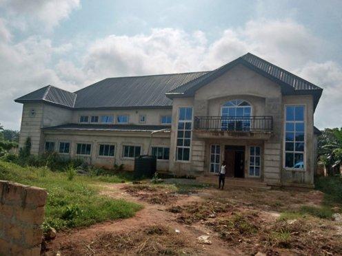 Civic centre 'turned senator's hotel'