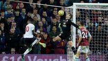 Sadio Mane in action against Aston Villa
