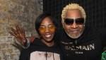 Tiwa Savage and Awilo Longomba will be headlining the AFRIMA music village performances ahead of the 6th AFRIMA in Lagos, Nigeria photo by Bella Naija