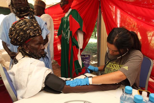 Dutse agog as Nasiru Haladu Danu (NHD) Foundation Kicks off free medical outreach in Jigawa - Premium Times