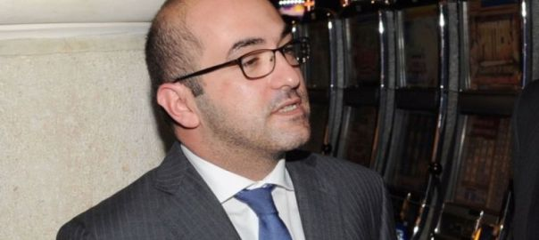 Businessman Yorgen Fenech. [PHOTO CREDIT: Sky News]
