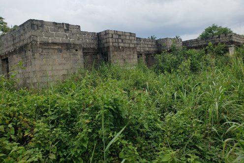 Abandoned HC in Oguama