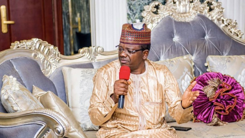 Zamfara Governor, Bello Matawalle [PHOTO: The Guargian NG]