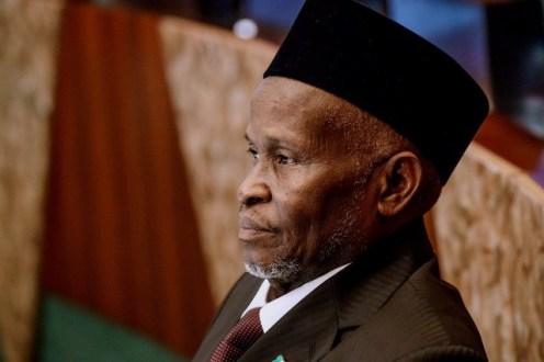 Chief Justice of Nigeria (CJN), Tanko Muhammad