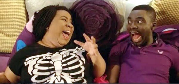 'Banana Island Ghost' marked comedienne Chigul's first feature film appearance.