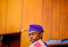 Femi Gbajabiamila, Speaker house of Reps. [PHOTO CREDIT: Official Twitter handle of the House of Reps]