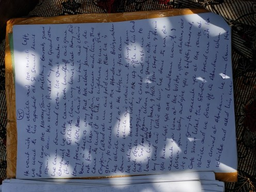 Joseph Musa's journal of hie encounter with ecomog
