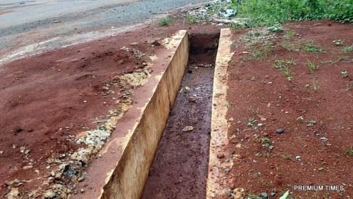 Nwangele drainage