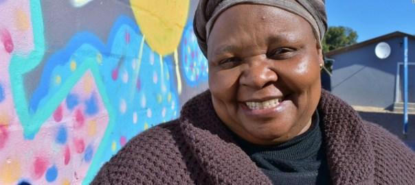 Rosie Mashale [PHOTO: CNN]