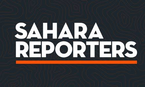 Sahara Reporters Logo used to illustrate the story. [PHOTO CREDIT: Sahara Reporters official website]