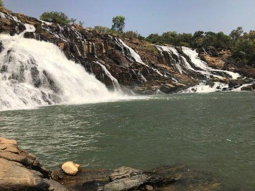 Gurara Waterfalls