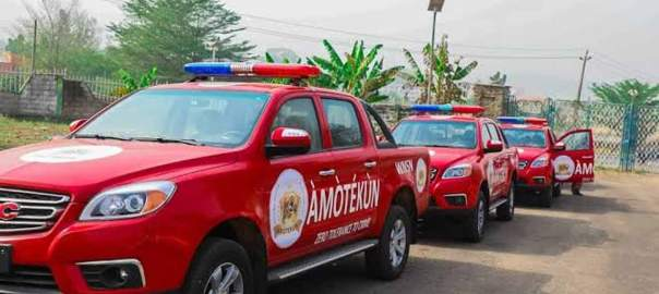 Amotekun [PHOTO CREDIT: The Guardian Nigeria]