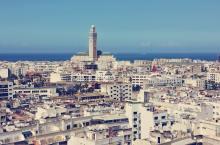 Casablanca-Morocco. [PHOTO CREDIT: hnoversa/Fotolia/Encyclopedia Britannica.]