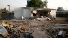 Home of late Olusola Saraki's home in Ilorin [PHOTO CREDIT: Twitter handle of @AlHajiOmoIlorin]