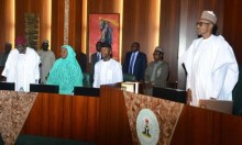 FAAC Meeting used to illustrate the story [Photo: Presidency]