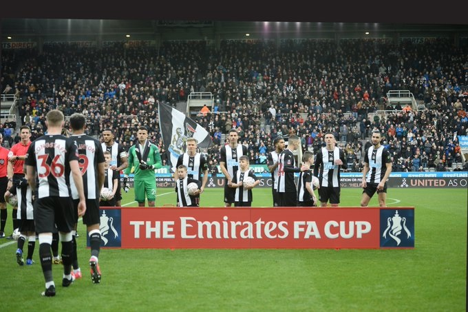 Newcastle United [Photo: @NUFC]