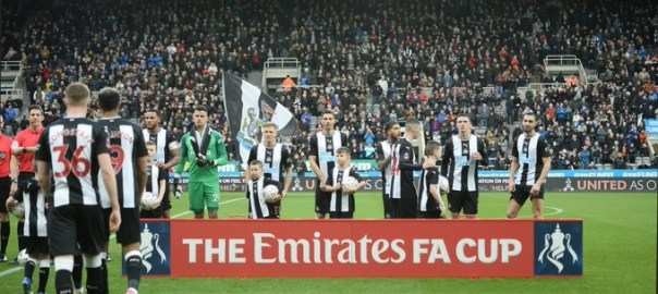 Newcastle United [Photo: @NUFC]