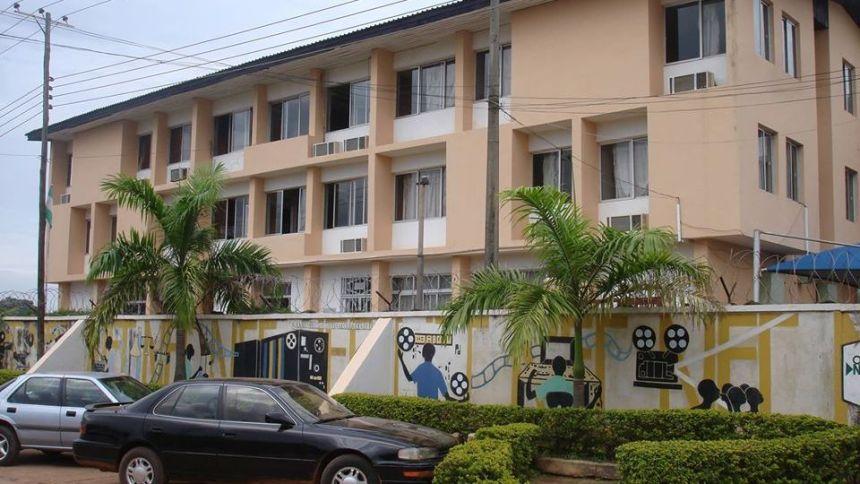 Nigerian Film Corporation. [PHOTO CREDIT: Facebook page of the Nigerian Film Corporation]