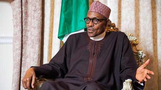 President Muhammadu Buhari [Photo: Presidency]