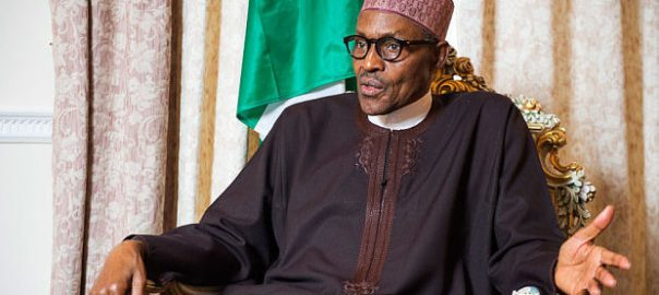 President Muhammadu Buhari [Photo: Presidency]