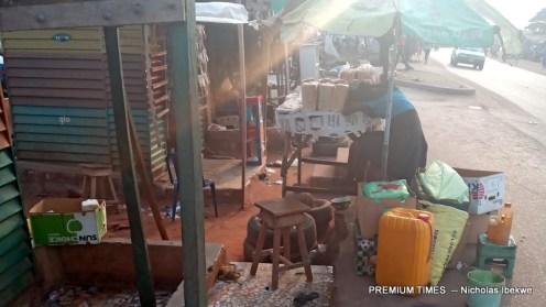 Roadside petrol sellers litter Idiroko community