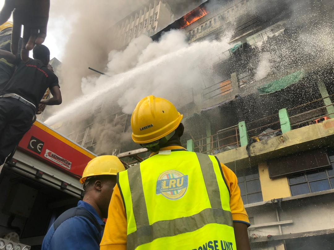 Gas explosion kills one in Lagos - Premium Times