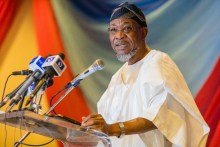 PRISONS: Nigeria Interior Minister, Rauf Aregbesola (Photo Credit: Instagram page)