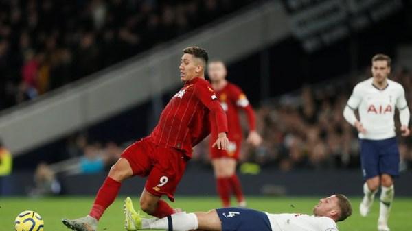 Tottenham Vs Liverpool