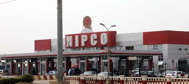 NIPCO filling station