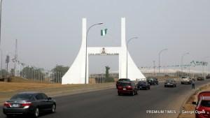 Abuja City Gate.
